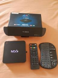 Conversor smart tv box