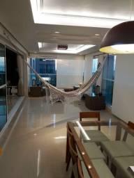 Nelson Garcia alugo apartamento mobiliado, Condomínio Farol da Ilha 236m2  4 suítes.