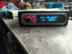 Radio sony usb aux