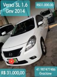 Versa GNV 2014