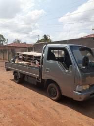 Caminhazinho velho 1997 kia Bongo