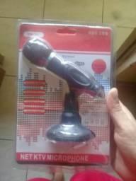 Microfone condensado
