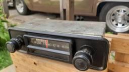Radio bleckmann carro antigo