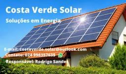 Economize Gerando sua Própria energia à partir do Sol