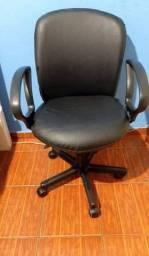 Cadeira de escritório nova sem detalhe