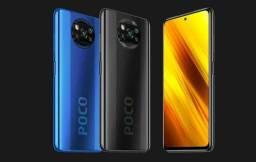 [ Lançamento ] Xiaomi Poco X3 NFC 6GB/64GB Azul Lacrado c/ Garantia