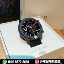 Smartwatch Amazfit GTR lite 47mm preto novo