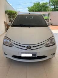 Toyotas Etios XS 1.5 2015 Completíssimo