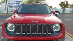 Jeep Renegade - Versão Longitude AUT. FLEX 1.8 2016