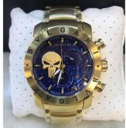 Relógio Bvlgari Star Wars (dourado)