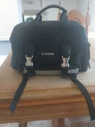 Bolsa para câmera Canon Nikon