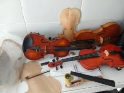 Violino!! Melhore o seu instrumento.