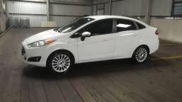New Fiesta sedan Titanium 2014 Completo + GNV