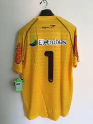 Camisa Vasco Oficial amarela 2011 Goleiro