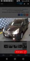 Sucata Nissan livina 1.6 16v