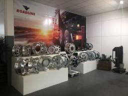 Rodas de Alumínio Para Caminhão