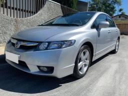 Civic Lxs Sedan 1.8 completo 2008- entrada mínima + parcelas a partir de R$642,50