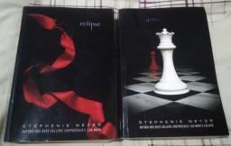 Livros Eclipse & Amanhecer (Saga Crepúsculo)