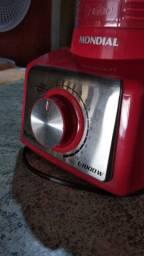 Liquidificador Mondial L1000 Red Turbo