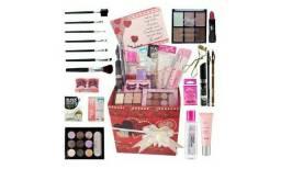 combo de kit maquiagem com caixa maquiagem para presente top-PRPFISSIONAL