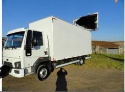 Ford Cargo 816 3/4 2016 Baú Seco