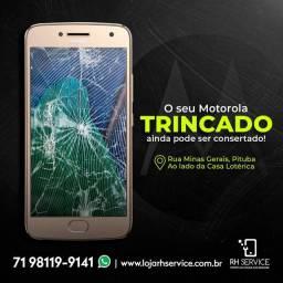 Assistência Técnica Motorola - Tela Display Bateria