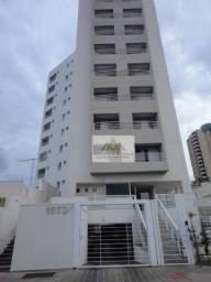 Apartamento com 1 dormitório para alugar, 45 m² por R$ 650,00/mês - Centro - Ribeirão Pret