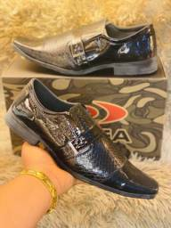 Sapato social em promoção e com entrega gratuita