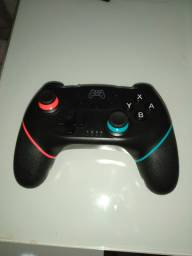 Controle Nintendo Switch e PC com fio
