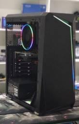 Pc Gamer Novo I5 6ª Geração - 8GB Ddr4 - RX 550 4GB ? Nf e Garantia (Loja Física