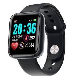 ?Promoção ?Y68 D20 Relógio Smart Watch com Bluetooth USB com Monitor Cardíaco