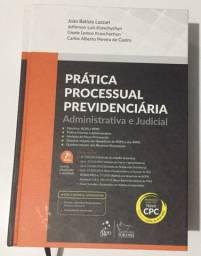 Direito - Prática Processual Previdenciária - livro