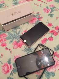 iPhone 7 novo 2 meses de uso