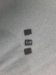 3 cartões de memória 60$ 32GB