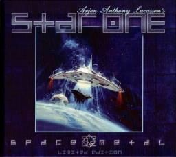 Arjen Anthony Lucassen's Star One - Space Metal 02 CDs
