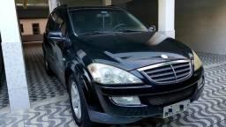 Kyron 2.7 4x4 2011 Turbo intercooler diesel automático Promoção: R$37.900