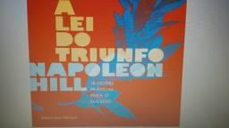 Livro A Lei do Triunfo Napoleon Hill