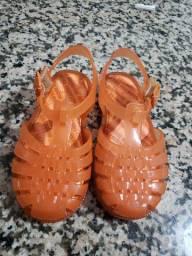 Mini melissa numero 23/24 laranja