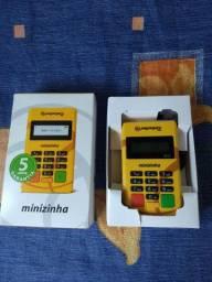 Máquina de Cartão Minizinha do PagSeguro