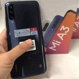 Smartphone Xiaomi Mi A3 64Gb 4Gb Ram Tela 6.08 Câmeras-A pronta Entrega