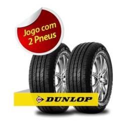 02 pneus Dunlop 175/65 R15 84T