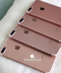 IPhone 7 Plus 128gb Rosê-Promoçao