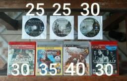 Jogos de PS3 Aceito Cartão