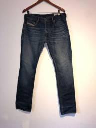 Calça Diesel Jeans Zatiny Masculina