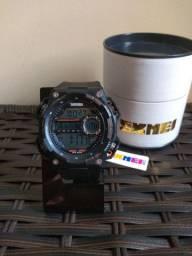 Relógio Skmei masculino Modelo 1115. Excelente para mergulho e prática de esportes!!!