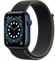 Apple watch série 6 azul - 40mm.
