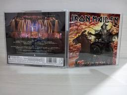 Cd Iron Maiden - Death of the Road Duplo.