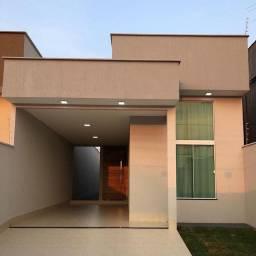A melhor e mais linda casa nova do Jardim Nova Era 3 quartos