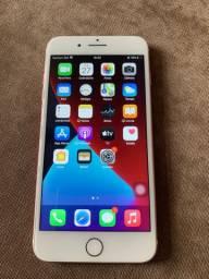 Iphone 7 Plus Rose 32GB Impecável