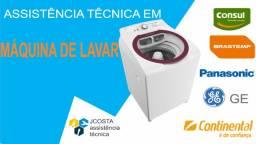 Assistência técnica em maquina de lavar